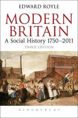 Modern Britain Third Edition by Edward Royle image