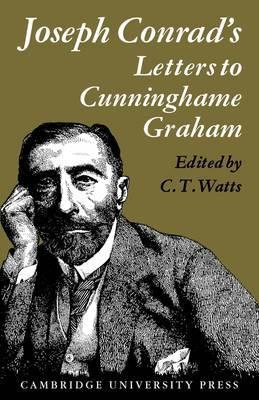 Joseph Conrad's Letters to R. B. Cunninghame Graham by Joseph Conrad image