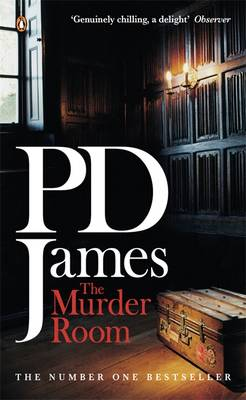 The Murder Room (Adam Dalgliesh #12) by P.D. James image