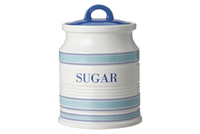 Maxwell & Williams: Coastal Stripes Canister - Sugar (1L) Gift Boxed