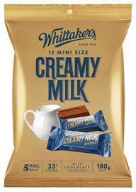 Whittaker's Creamy Milk Mini Slabs
