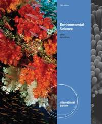 Environmental Science by G.Tyler Miller image