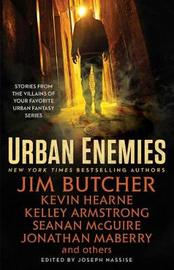 Urban Enemies by Jim Butcher