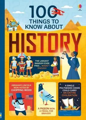 100 things to know about History image