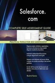 Salesforce.com Complete Self-Assessment Guide by Gerardus Blokdyk image
