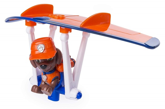 Paw Patrol: Mini Vehicles - ( Zuma's Mini Hang Glider)