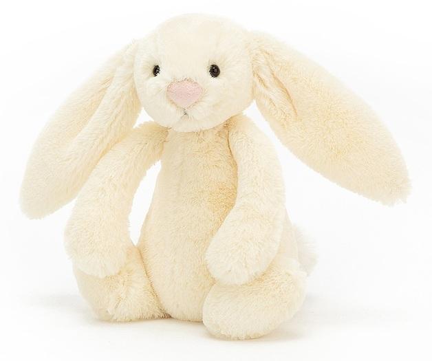 Jellycat: Bashful Buttermilk Bunny - Small Plush