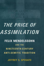 The Price of Assimilation by Jeffrey S Sposato