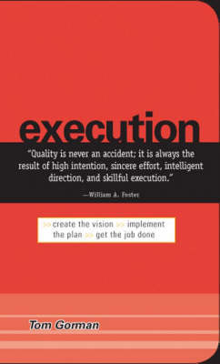 Execution by Tom Gorman image