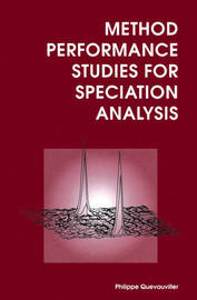 Method Performance Studies for Speciation Analysis by Philippe Quevauviller image