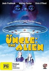 My Uncle The Alien on DVD