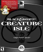 Black & White: Creature Isle for PC Games