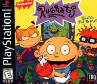 Rugrats: Search for Reptar for