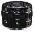 Canon EF 50 F1.4 USM Lens