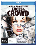 Faces in the Crowd on Blu-ray