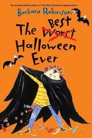 The Best Halloween Ever by Barbara Robinson image