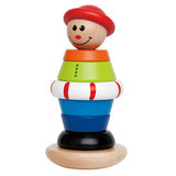 Hape: Stacking Jack Wooden