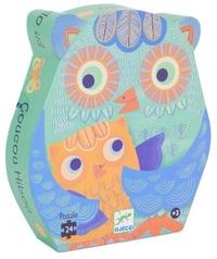 Djeco: Hello Owl Puzzle