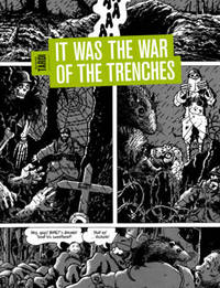 It Was The War Of The Trenches by Jacques Tardi image