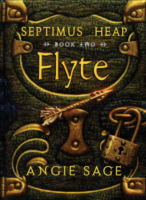 Flyte (Septimus Heap #2) by Angie Sage image