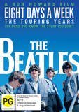 The Beatles: Eight Days a Week - The Touring Years on DVD
