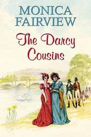 The Darcy Cousins by Monica Fairview image