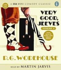 Very Good, Jeeves: v. 1 by P.G. Wodehouse