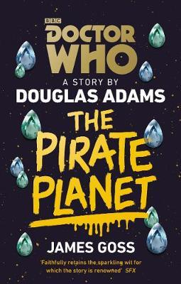 Doctor Who: The Pirate Planet by Douglas Adams image