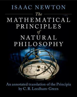 The Mathematical Principles of Natural Philosophy by Isaac Newton image
