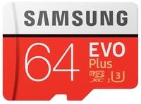 64GB Samsung Evo Plus Micro SD Card