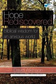 Hope Rediscovered by David Atkinson