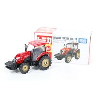 Tomica: 83 Yanmar Tractor YT5113