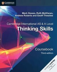 Thinking Skills Coursebook by Andrew Roberts