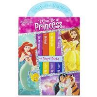 Disney Princess I Can Be a Princess Library image