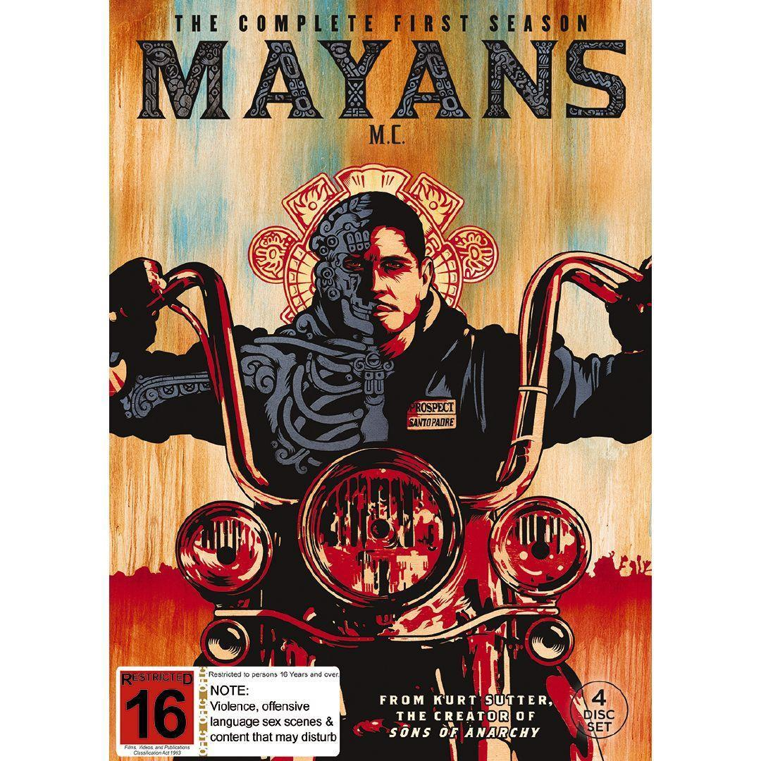 Mayans M.C. - The Complete First Season on DVD image