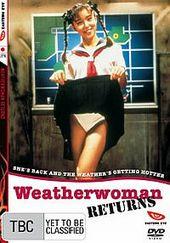 Weatherwoman Returns on DVD