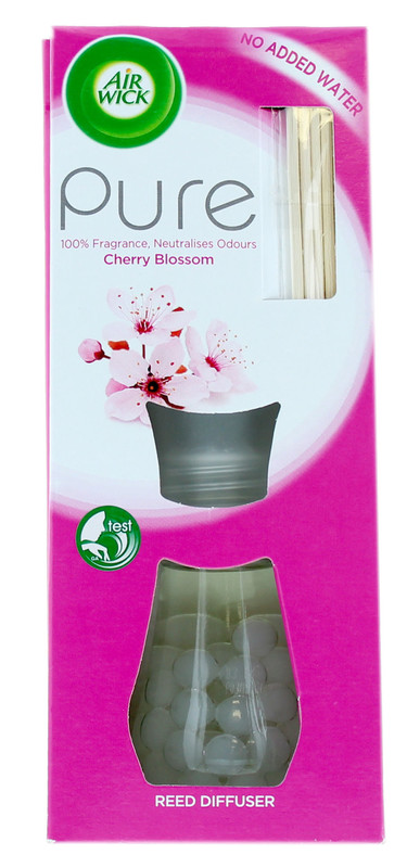 Airwick: Pure Reed Diffuser - Cherry Blossom (25ml)