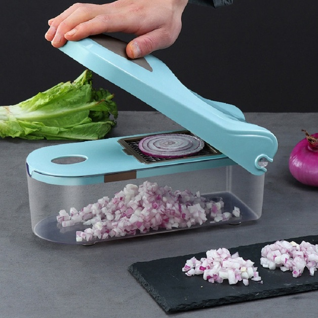Ape Basics: 8 in 1 Vege Grater Slicer Chopper