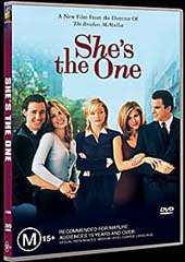 She's The One on DVD