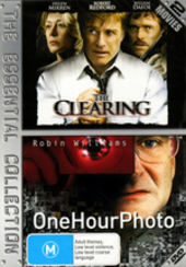 Clearing, The / One Hour Photo - The Essential Collection (2 Disc Set) on DVD