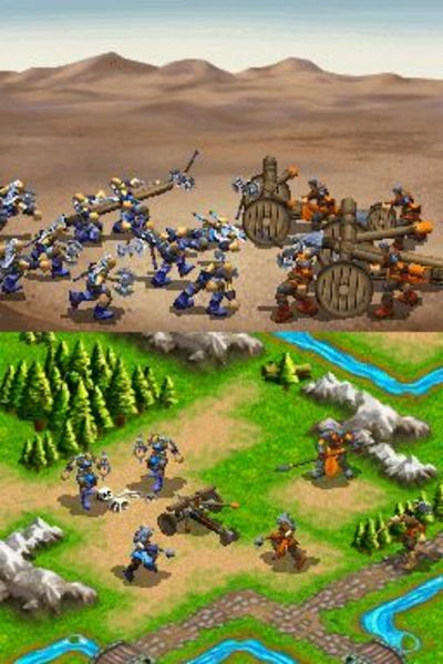 Age of Empires: The Age of Kings for Nintendo DS image