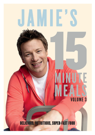 Jamie's 15 Minute Meals - Season 1: Volume 3 on DVD