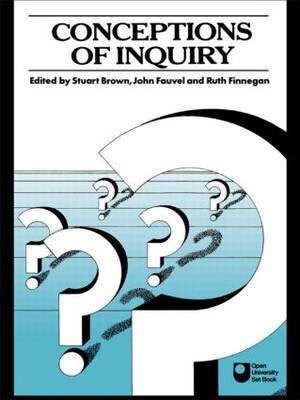 Conceptions of Inquiry by Stuart Brown image