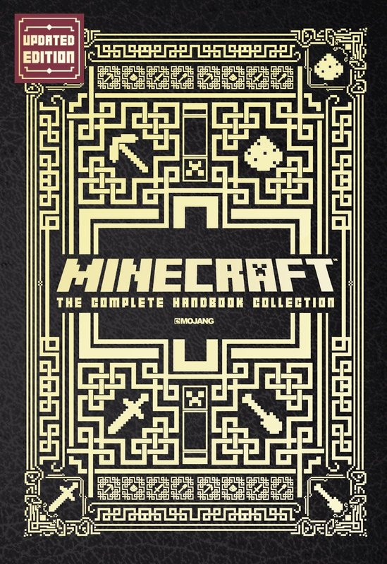 Minecraft: The Complete Handbook Collection (Revised Edition) by Stephanie Milton