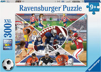 Ravensburger - Sports Collage Puzzle (300pc)