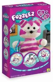 The Orb Factory: Fuzzeez Cat - Fabric Craft Set