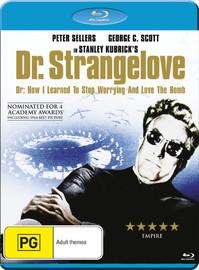 Dr. Strangelove on Blu-ray