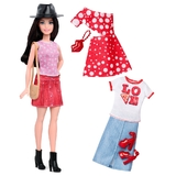 Barbie Fashionistas: Petite Doll - #40 Pizza Pizzaz