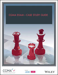CGMA Exam - Case Study Guide by Aicpa