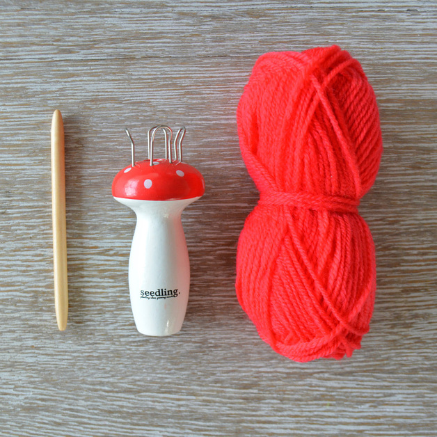 Seedling: French Knitting Spool